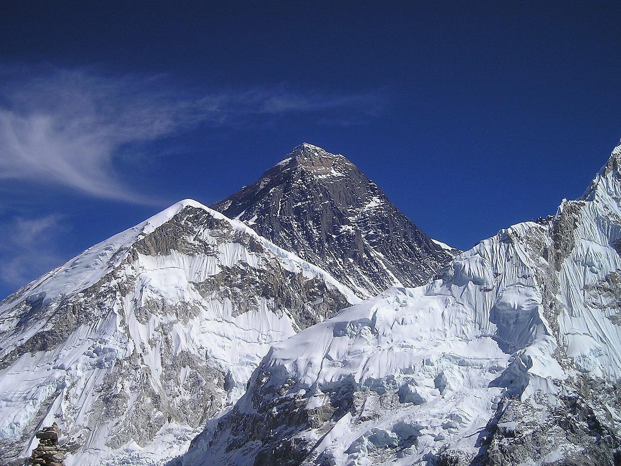 ヒマラヤ山脈の画像
