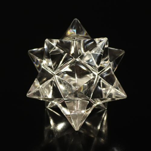 ガネッシュヒマール産ヒマラヤ水晶のマルカバスター_4